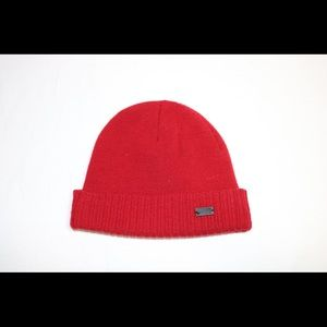 Levi's Red Beanie